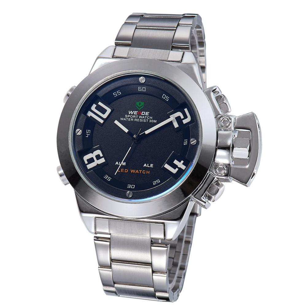 exaggerated big crown designer sports watches imported
