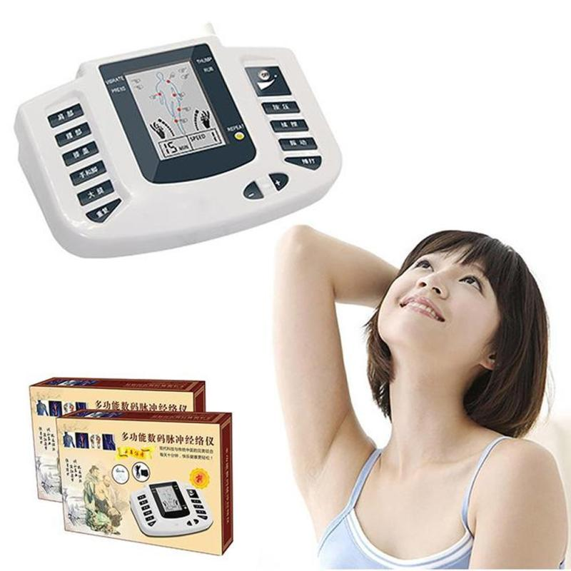 1Pc Household Vibration joint care physiotherapy device Therapy Acupressure device acupuncture Tool Health Care Massage Tool RP1
