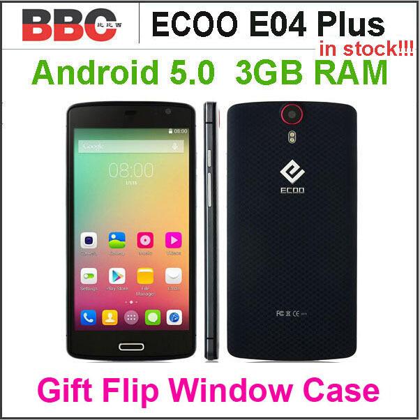 Мобильный телефон ECCO 5