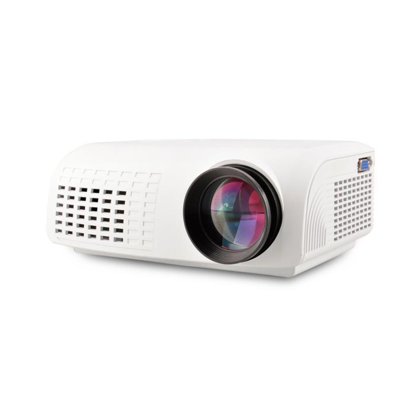 Фотография 1200lumens 1080P HD LED Lamp Home Theater 3D Lumens Mini Projector Multi-function interface HDMI VGA USB