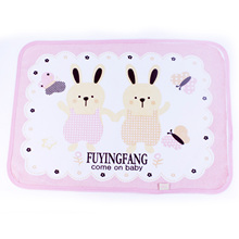 2pcs/lot New Cotton Baby Infant Waterproof Urine Mat Cover Changing Pad