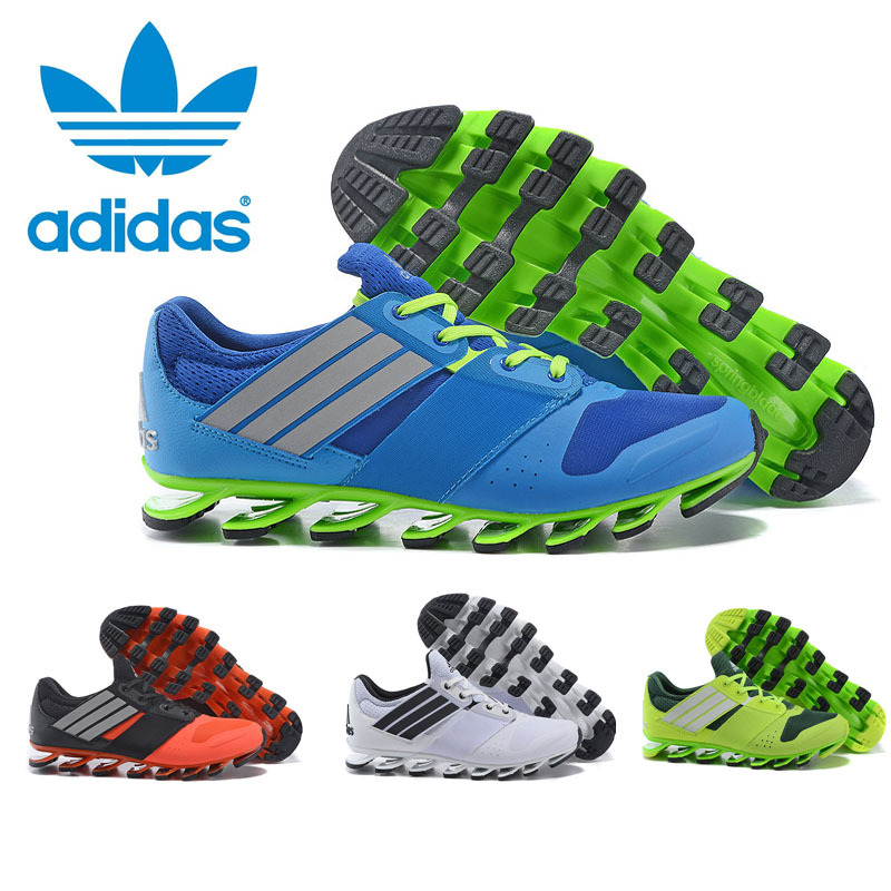 2015 Newest Modles adidais Men's TenNis SpringBlaeDe Razor Drive 5 ShOeS Size 40-45 Black/Red/White Spring BlaDe Free Shipping(China (Mainland))