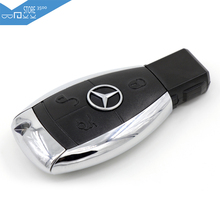 2015 New Fashion 3500 High Speed Mercedes-Benz Car Key 8GB 16GB 32GB Pen Drive Pendrive USB  Flash Drive For PC Free Shipping(China (Mainland))