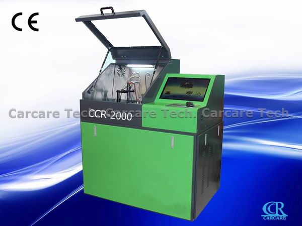Automatic Diesel Common Rail Injector Tester(China (Mainland))
