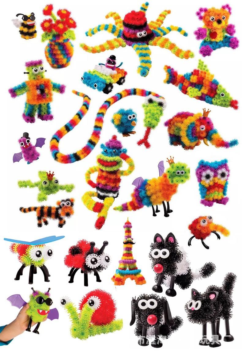 грушки Наборы, DIY Сборка игрушки развивающие игрушки фото