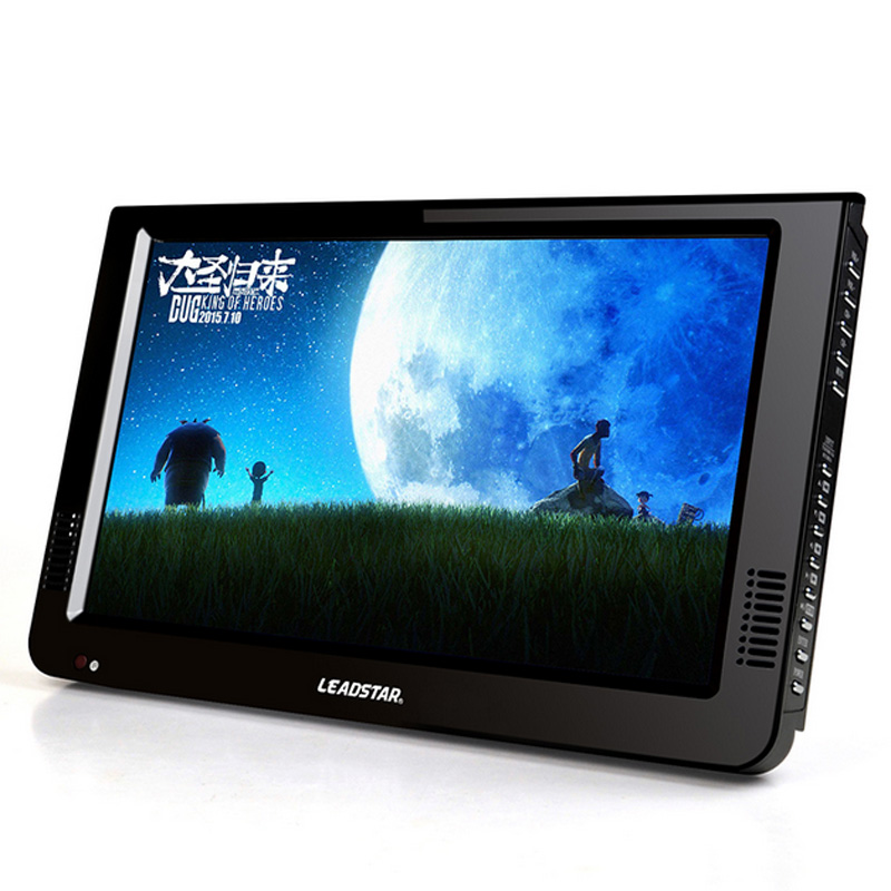 10.2inch DVB-T2/Normal Verison HD LED Portable TV Media Player, Support VGA Input, With USB&SD Movies MOV MKV AVI(China (Mainland))