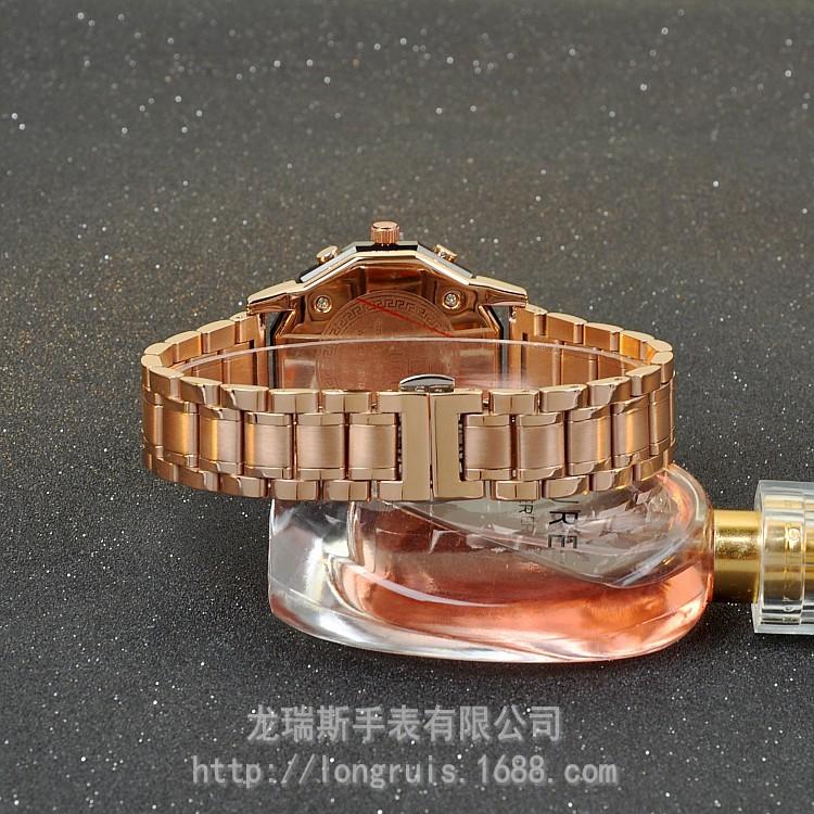 Гонконг люксовый бренд Guou высокая - класс стали женские шесть-контактных женский корейской версии многоцелевой atmospher наручные часы
