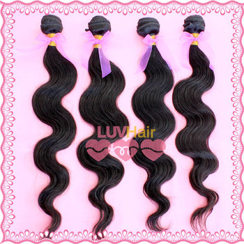 Beautiful Queens Hair Top Body Wave Weave 5A Peruvian Virgin Remy Human Hair 3PCS/Lot At Cheap Price Hot Sell On Aliexpress