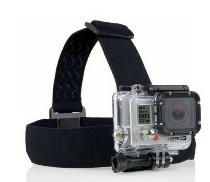 action camera gopro accessories headband chest headstrap for sj4000 go pro hero 3 4 sport. Black Bedroom Furniture Sets. Home Design Ideas