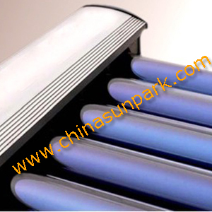 20 tubes heat pipe solar collector(China (Mainland))
