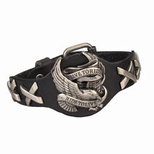 2016 New men Bracelet jewelry bracelets & bangles Genuine Leather Bracelets for women Wristband Bracelets pulseira masculina(China (Mainland))