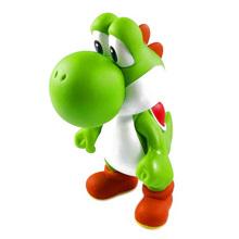 Cute Green Yoshi Super Mario 4.5 Action Figure