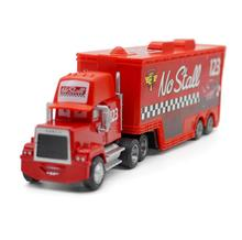 A01-0314 Funny Pixar Cars diecast figure toy Alloy Car Model for kids children Toy-Container truck NO.123