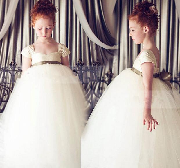 Free shipping Girls princess dress for children Wedding party tutu dress Flower girls dress Kids summer dress CXCC-0045<br><br>Aliexpress