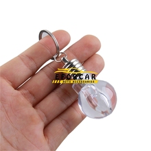 300pcs Mini LED Flashlight Light Bulb Key Ring Keychain Colorful Flash Lamp Torch For Car/ Bag /Moblie phone free shipping(China (Mainland))