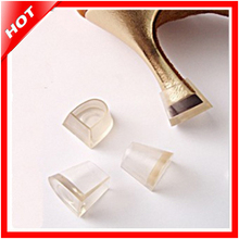 Latin Salsa Tango Rumba Ballroom Dance Shoes Heel Protectors, Wedding Grass High Heel Shoe Protector, Caps Silicone Insoles