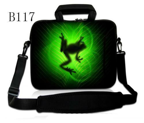 "The Frog Prince 10"" Laptop Shoulder Bag Case For 10.1"" ASUS Eee Pad Transformer Prime TF201(China (Mainland))"