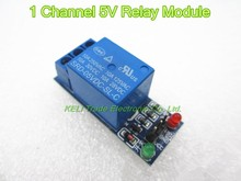 new 1pcs/lot 1 Channel Isolated 5V Relay Module Coupling For Arduino PIC AVR DSP ARM