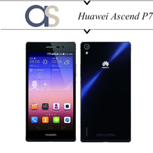 """Original New Huawei Ascend P7 Android 4.4.2 Kirin 910T Quad core 1.8GHz 4G LTE 5.0"""" 1080*1920Pixels Incell Screen 13.0Mp Camera"""