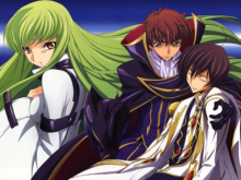 Free shipping CODE GEASS ZERO LELOUCH Japan Anime Poster printed silk wall decoration 12×18 24x36in(1450067870134)