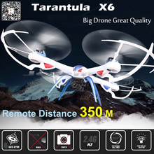 No Camera RC Quadcopter Dron Cool Drone Tarantula JJRC H16 High Speed Rc Helicopter YiZhan X6 RTF 2.4Ghz Strong Pull-Up Force