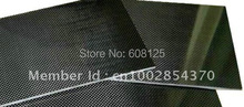 400*500*1.2mm Carbon Fiber plate For RC Car,Boat,Airplane,Helicopter 1.2mm thickness(China (Mainland))