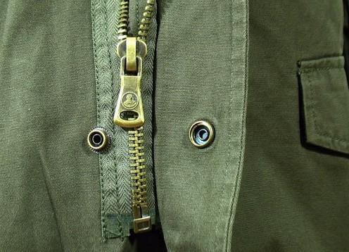 Молния Для Куртки М 65 Купить