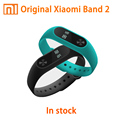 In stock Original Xiaomi Mi Band 2 Mi band Tracker Heart Rate Monitor OLED Display Touchpad