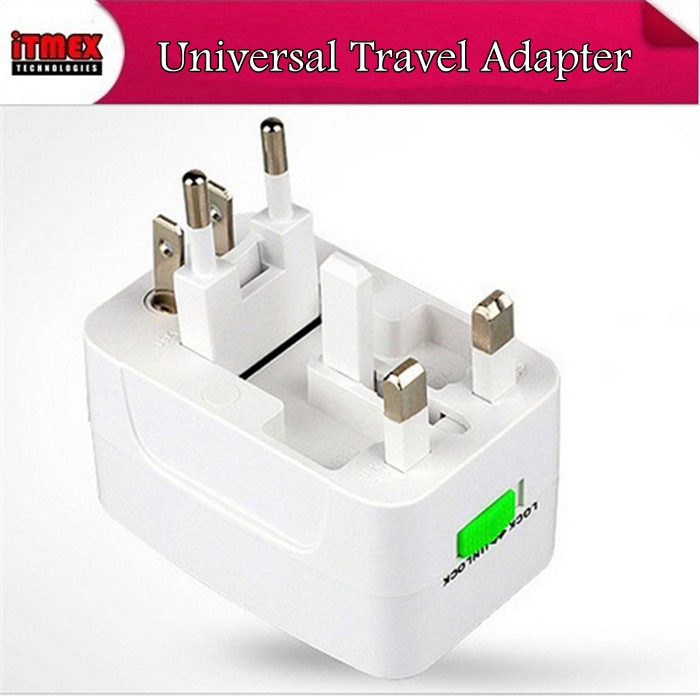 2015 Hot Sale Universal Travel Adapter Converter Electrical Plug Socket US UK EU AU Interional Travel Plug Adaptor(China (Mainland))