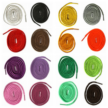 200cm Extra Long Round Shoelaces Shoe Laces Shoestrings Cords Ropes for Martin Boots Sport Shoes(China (Mainland))