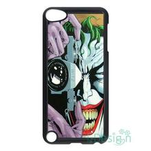 Fit for iPhone 4 4s 5 5s 5c se 6 6s 7 plus ipod touch 4/5/6 back skins cellphone case cover Batman Joker The Killing Joker