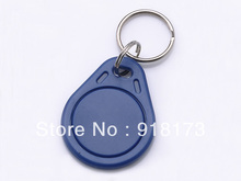 10pcs/bag RFID hotel key fobs  EM4305 chip 125KHz rewritable read and write proximity ABS tags access control