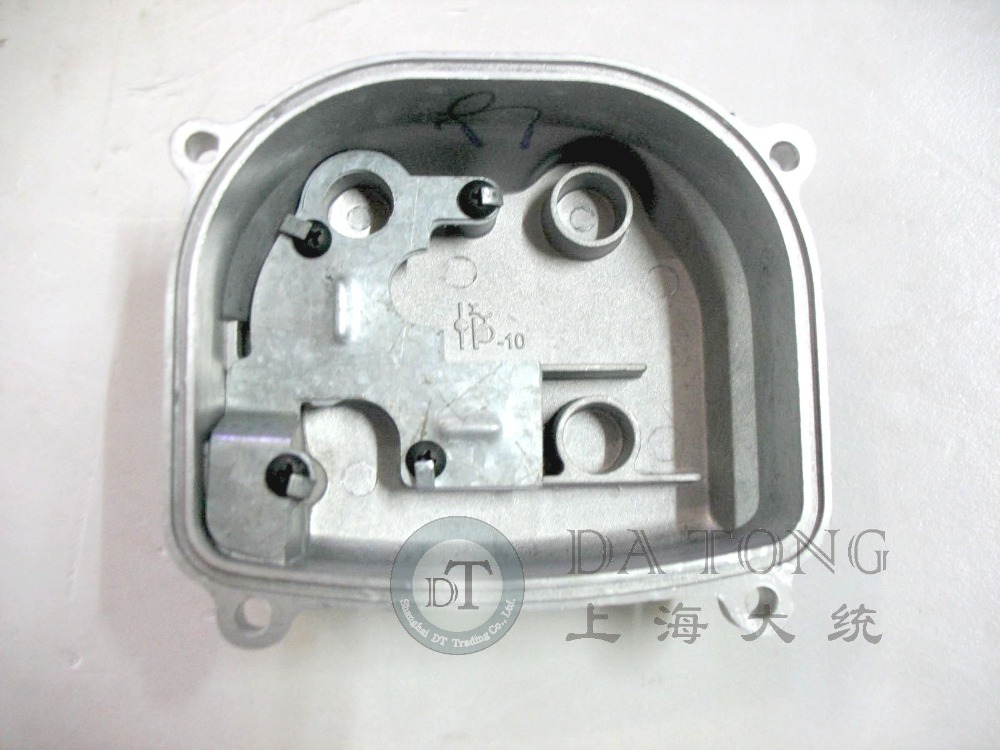 Cylinder cover with O ring rubber for font b GY6 b font 125 150 Kymco QJ