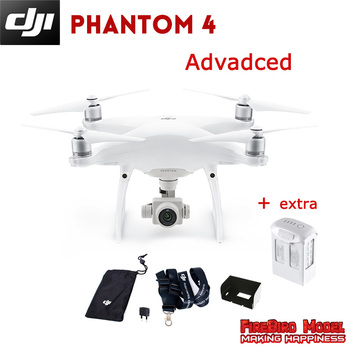 DJI Phantom 4 Advanced Drone  FPV GPS Drone DJI original drone with 4K video 1080p camera rc helicopter  drone