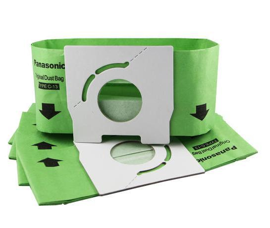 6x Dust Bag paper Bag filter For Panasonic Cleaner MC-CA291 C-13 MC-3300 AMC-S5CP MC-CA293 MC-CA391 MC-CA393 MC-CA591 MC-CA593(China (Mainland))