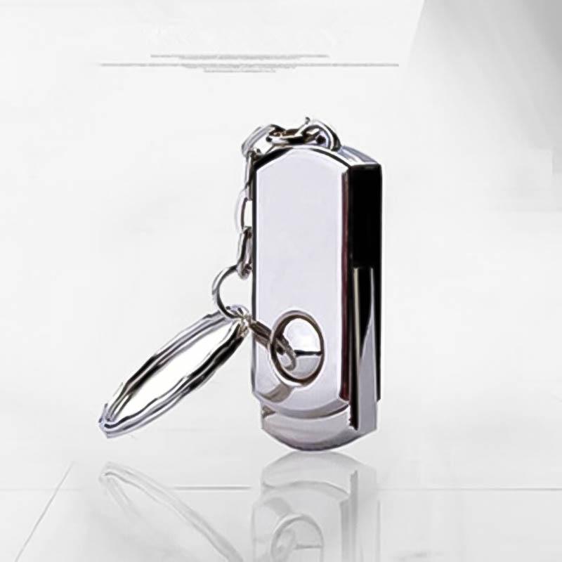 Metal rotary usb flash drive 8gb 16gb 32gb 64gb plate usb flash pen drive stick USB 2.0 U Disk free shipping(China (Mainland))