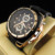 Fashion Watches Rubber Watch Sport Quartz Men's wristwatch (NBW0FA5522-GO3)