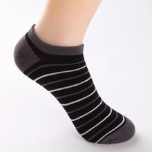 12pairs lot Comfortable Deodorization Boat Socks Breathable Bamboo Fiber Sockings Men s Sports Exercise Short Hosens