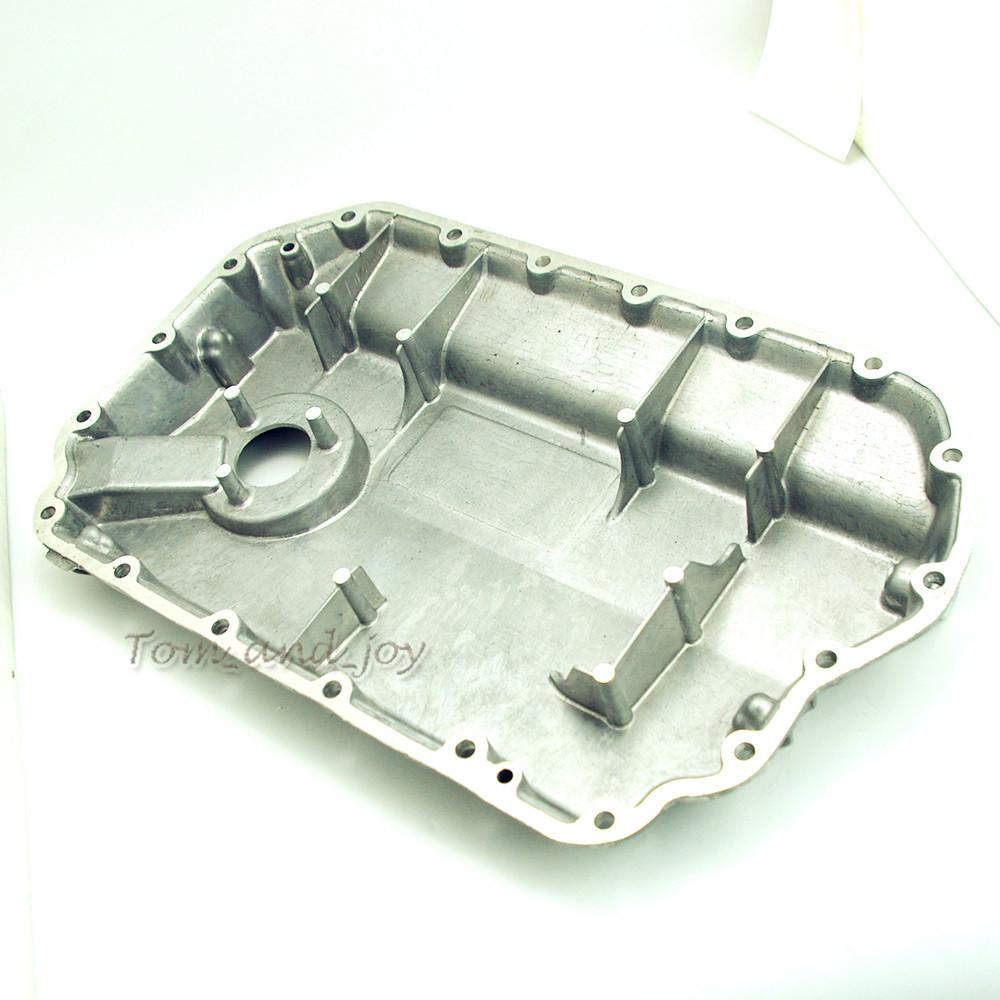 New Engine Oil Pan For Audi A4 A6 S4 VW Passat 2 7L 2 8L 98