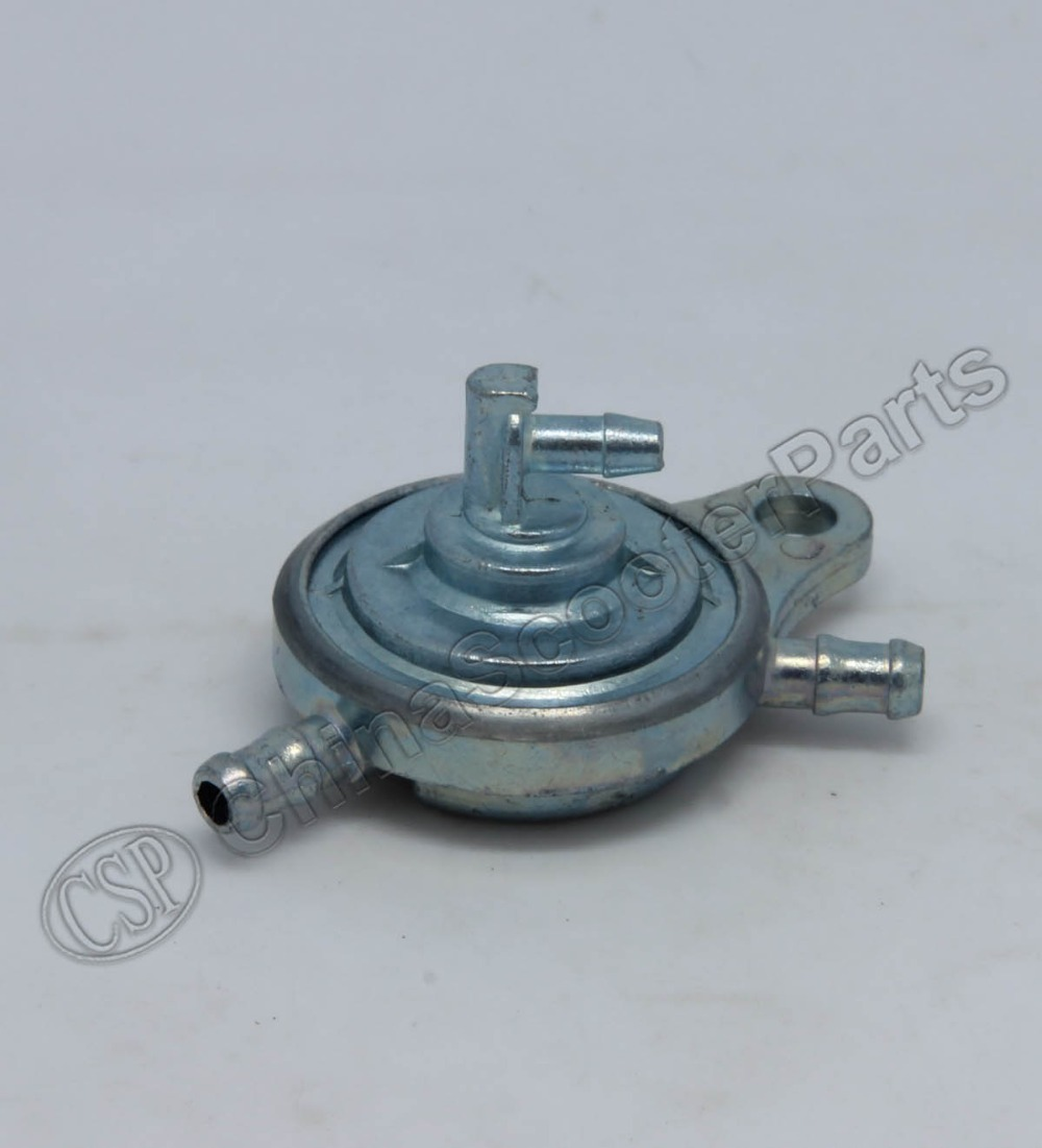font b GY6 b font Motorcycle Fuel Pump Petcock Valve Gas Tank Fuel Switch 3