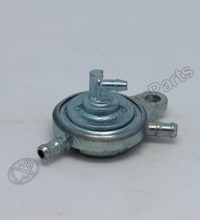 GY6 Motorcycle Fuel Pump Petcock Valve Gas Tank Fuel Switch 3-way for 50cc~150cc Moped Scooter Go-Kart ATV Quad Pit bike