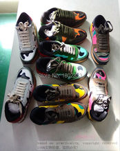 High Quality Unisex Valentine Sneakers Shoe Multicolor Camouflage Men Women Breathable Fashion Sneakers 2015 New Couple