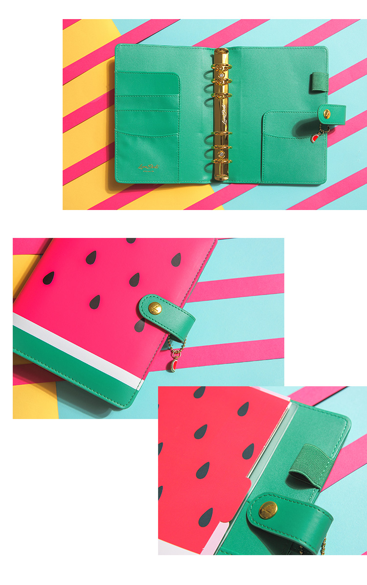 Lovedoki Candy Colors Hello Summer Personal Diary Planner Kawaii Cute Creative Notebook Sweet Agenda Organizer Gifts Stationery2