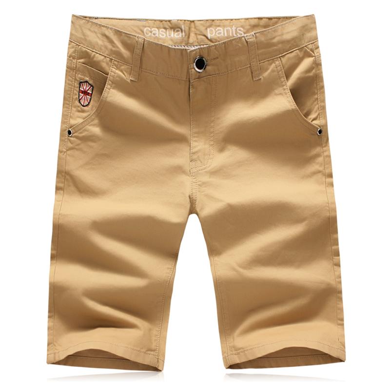 Mens Shorts 2016 Summer Casual Cotton Men's Weed Shorts Casual Sport Surf Shorts Men Solid Color Short Pants plus size 29-44(China (Mainland))