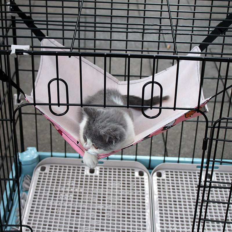 Free Shipping Rat Rabbit Cat Cage Hammock Small Pet Dog Puppy Bed Cover Bag Blankets Mat Pet Bed for Dogs(China (Mainland))