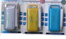 2200mA портативное мобильного питания для сотового телефона и других мобильных электронных