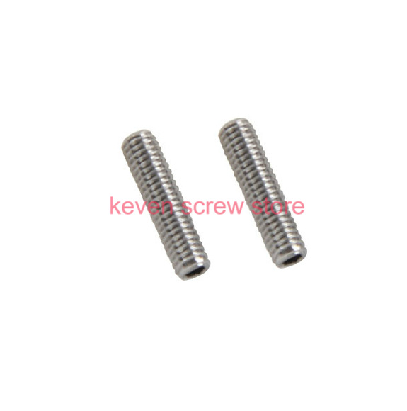 Гаджет  Free Shipping 50pcs/Lot M3x4 mm M3*4 mm 304 Stainless Steel Hex Socket Head Cap Screw Bolts set screws with cup point None Аппаратные средства