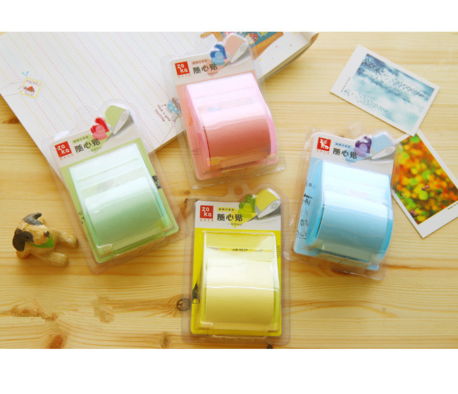 2015 Fashion smart post-it sticky note freely decide the length of sticker note hot sell<br><br>Aliexpress