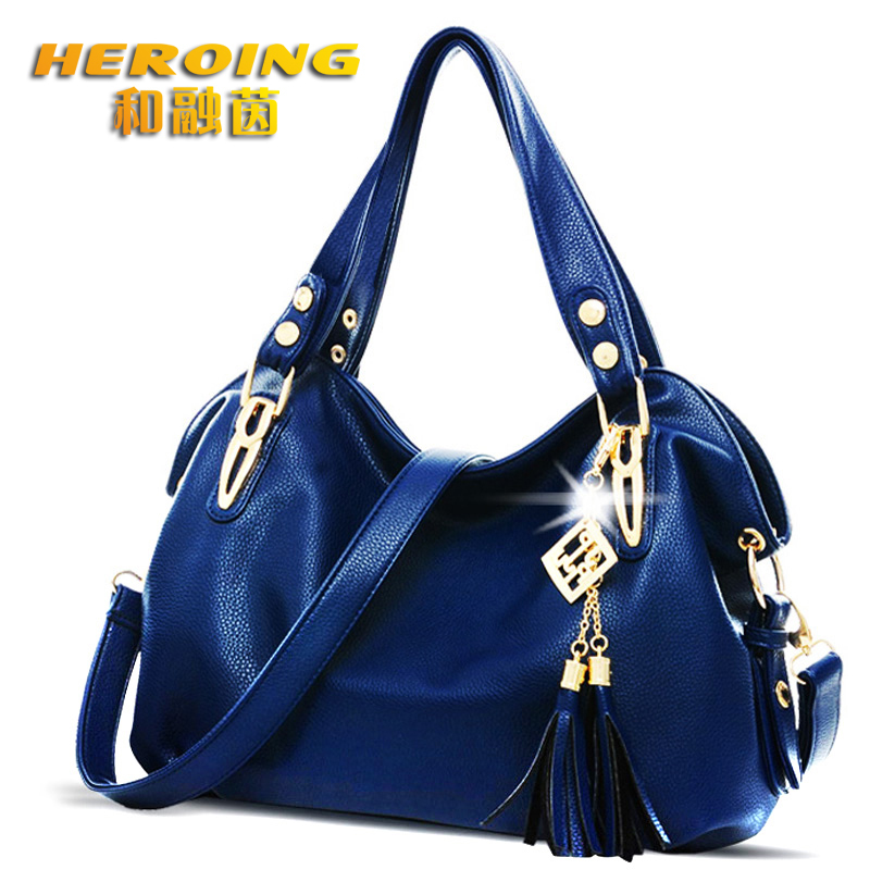 New 2015 Fashion TOP PU Leather Crossbody Bags,Shoulder Bags,famous brand Women Bag,Women Messenger Bags,Luxury Women Handbag(China (Mainland))
