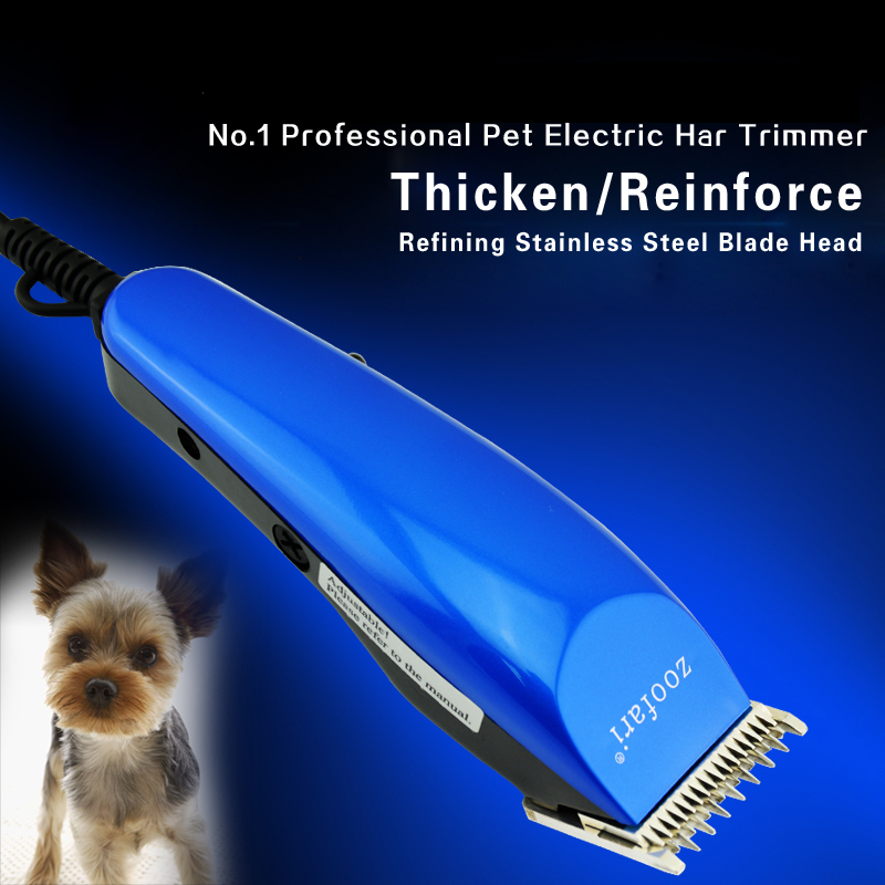 Excellent Quality Electric Hair Clipper For Pet Dog Hair Trimmer Kit Beard Cutting Machine Pet Grooming Supplies(China (Mainland))